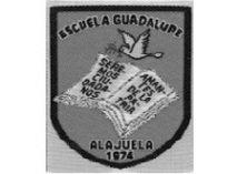 Logo de la Escuela de Gualaupe en la Ciudad de Alajuela, Costa Rica
