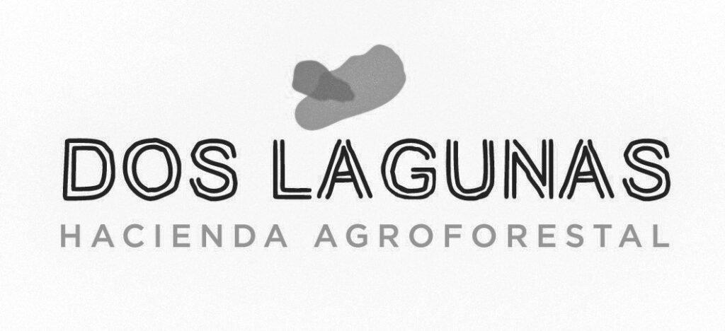 Logo de finca agroforestal Dos Lagunas