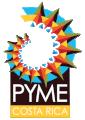 Logo PYME Pequeña y Mediana Empresa Ministerio de Economía y Comercio de Costa Rica