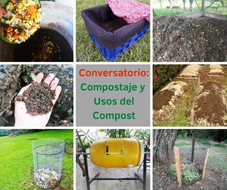 Imágenes de Compost, Compostaje y Composteras