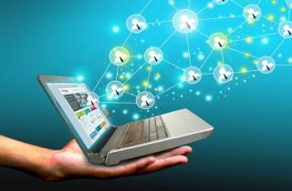 Imagen de computadora portátl